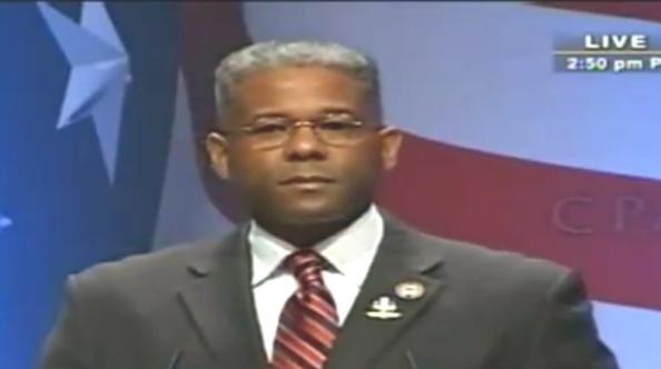 Representative Allen West