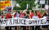 Activists Protest: Obama Cancels Deportation of Illegals