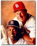 Stan and Tony Gwynn