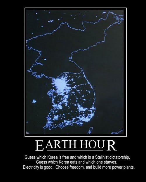 earth hour korea