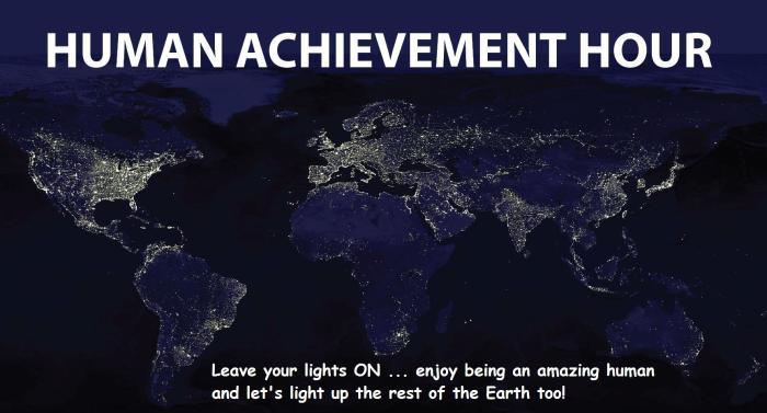 human-achievement-hour-4
