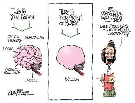 Pelosi brain